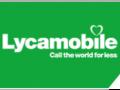 Sim Only Prepaid  Lycamobile Simkaart met  10GB internet onbeperkt bellen in NL