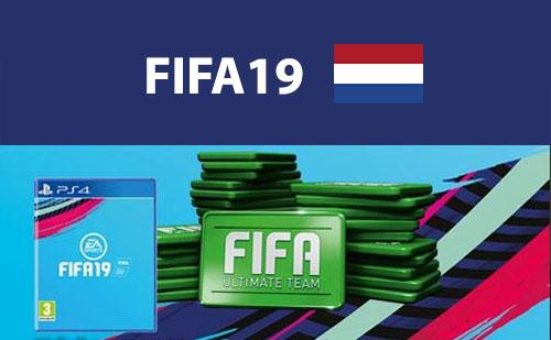 Fifa 19 (500 Fut Punten) €4,99