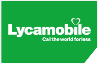 Sim only prepaid Lycamobile Onbeperkt Bellen in Nederland en 7GB Internet