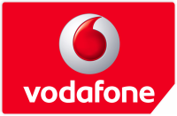 Vodafone prepaid 3-in-1 simpack - 4GB €14.98
