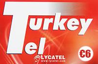 Turkey Tel €6