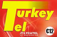 Turkey Tel €12