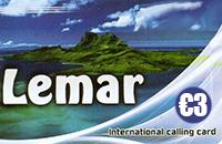 Lemar €3 + €3