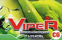 Viper €6