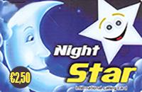 Nightstar €2.50+€2.50