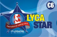 Lyca Star € 6