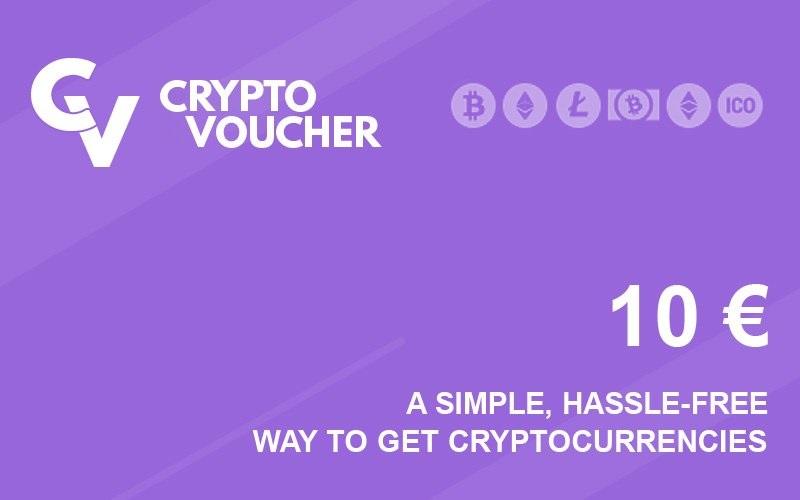 Crypto voucher 10