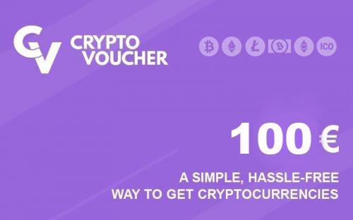 Crypto Voucher €100