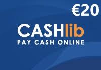CASHlib €20