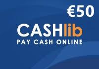 CASHlib €50