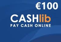 CASHlib  €100
