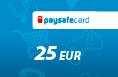 paysafecard Calssic €25